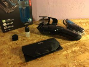 Braun Series 5 Haarschneider