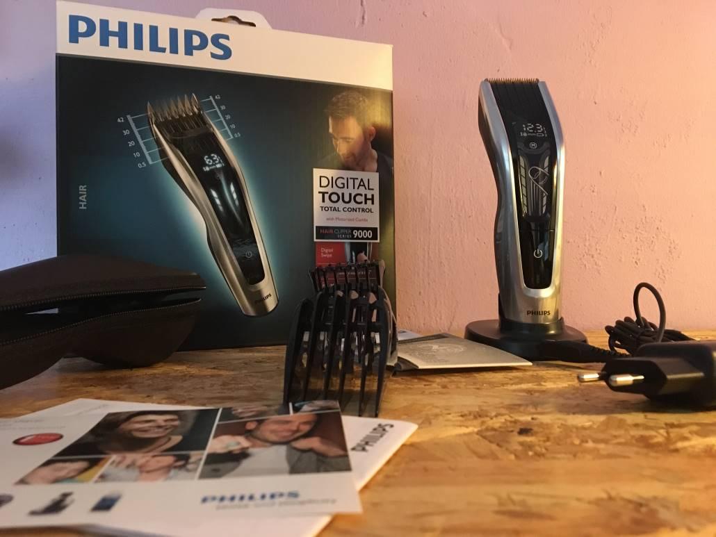 Philips HC9450/20 Haarschneidemaschine im Test